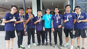 Mitrajaya Supports Charity Run