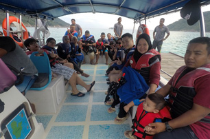 Local Trip to Pulau Redang