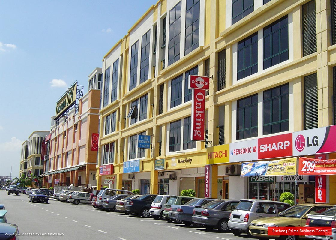 Puchong Prima Business Centre